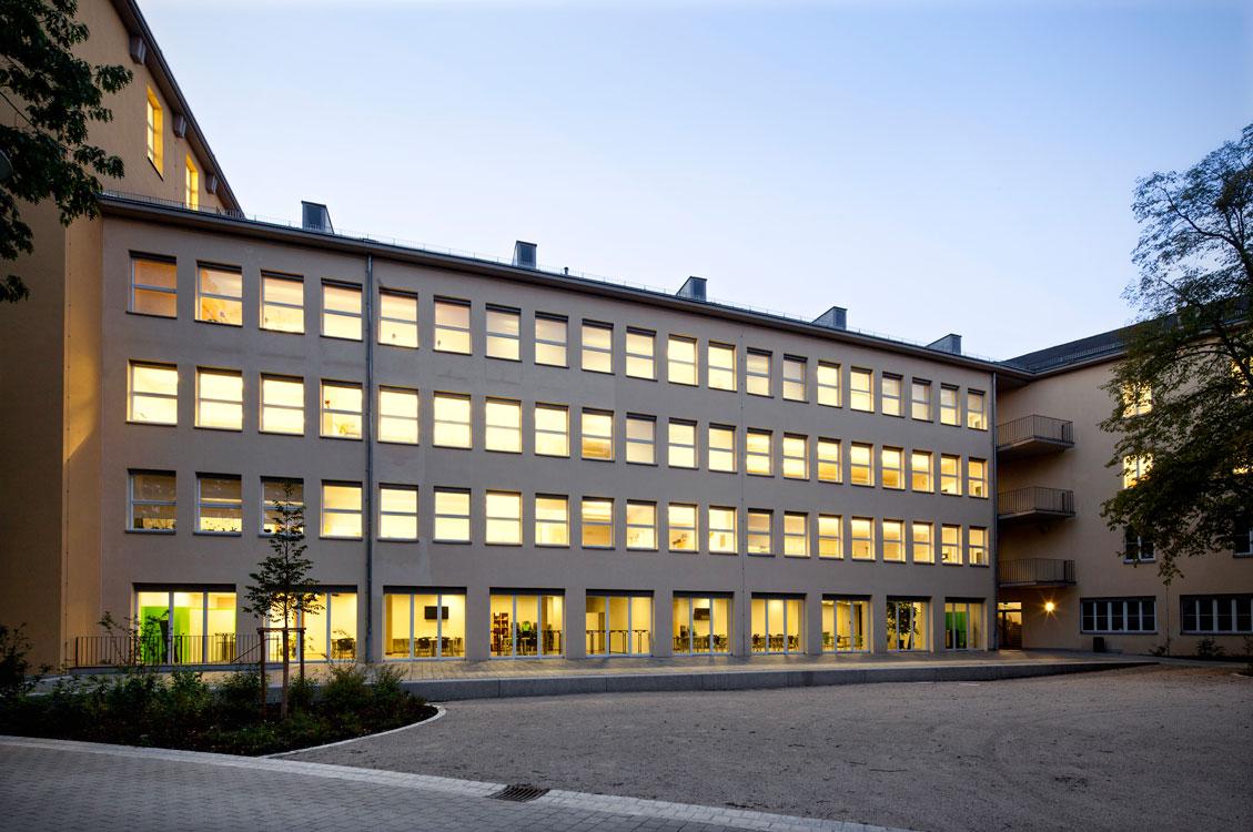 Berufsschule Bamberg 2